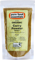 Curry Powder Organic- Medium 80g