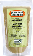 Ginger Powder Organic- 80g