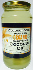 Coconut Oil- Coconut Gold- 1 Lt