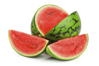 WATERMELON- Mini Lee *with seeds*  ($3/kg)