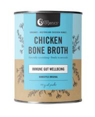 Bone Broth Powder CHICKEN- 125g Original *NEW LARGER TUB*