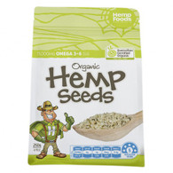 Hemp Seeds Hulled- 250g