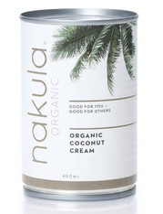 Coconut Cream Organic- 400g