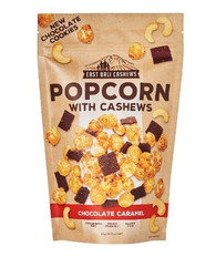 Popcorn Chocolate Caramel With Cashews- 90g