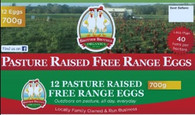 EGGS 700g Brother Brother Organics *Local. Pasture Raised*