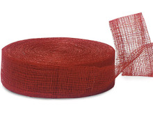 "Sinamay Mesh Ribbon - 1-1/2"" x 25 yards"