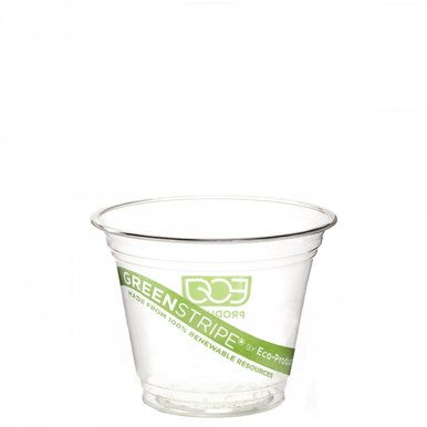 9oz compostable cup