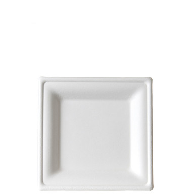Square Sugarcane Plates