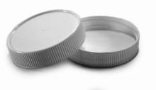 Bulk Plastic Mason Jar Lid - White Regular Mouth