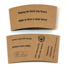 Paper Hot Cup Sleeve
