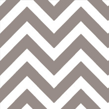 Dessert Napkins - Chevron Grey