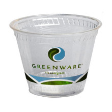 9oz Old Fashioned compostable cups