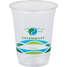 16oz Compostable Cold Cup