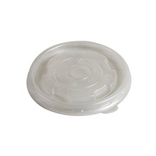 Vented Lid for 8oz Paper Soup Containers