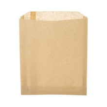 Large Natural Kraft Paper Sandwich Bag