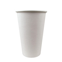 White Hot Cups - 16oz