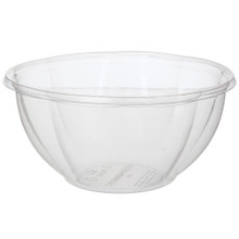 Floral Salad Bowl Base - 32 oz