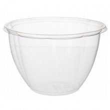 Floral Salad Bowl Base - 48 oz