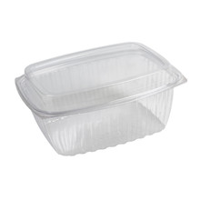 Rectangular Deli Container with Dome Lid - 64oz