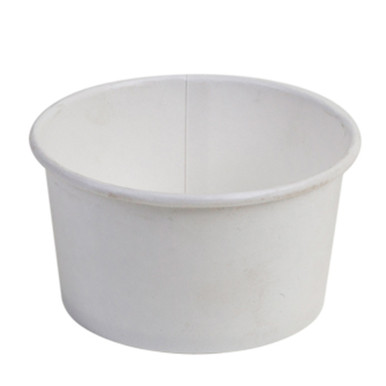 12oz white soup containers