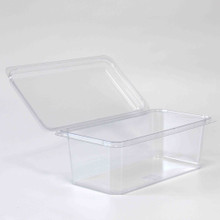 32oz Hinged Rectangular Multi-Purpose Container