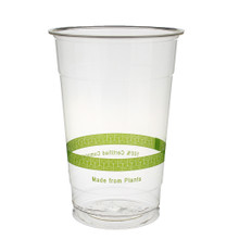 Cold Cups - Maple Stripe(96mm) - 20oz - Case of 1000