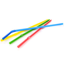 Biodegradable & Compostable Flex Bendy Straws