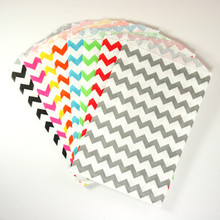 Chevron Bitty Bags