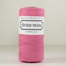 Deep Pink Solid Divine Twine
