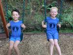 Kids Short Sleeve Tee - Blue