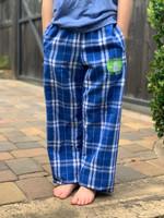 Kids Plaid Flannel Pajama Pants
