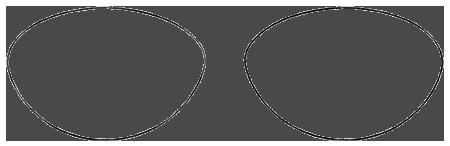 Rimless Glasses Shapes : Rimless Glasses: Selectable Lens Shapes