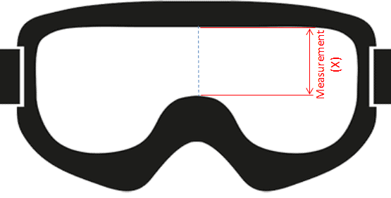 fc2e94ae9d Method 1 - By Measurement of Your Existing Goggles