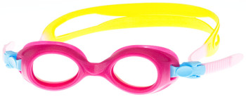 (1) S37 Toddlers and Young Kids Prescription Swim Goggles in Pink