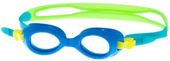 (1) Kids Prescription Swim Goggles S37 Blue for Toddlers