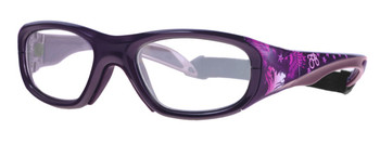 (1) Rec Specs F8 Street Series Icarus Heart Prescription Sports Glasses in 51 and 53 Eye Sizes