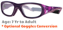 Rec Specs F8 Street Series Icarus Heart Sports Glasses