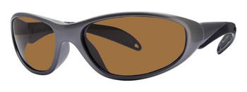 (1) Liberty Sport BIKER Prescription Sports Sunglasses Grey Carbon with Ultimate Outdoor Lens
