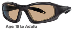 Liberty Sport TORQUE I Translucent Black Rx-Able Sunglasses