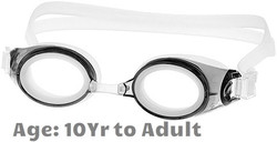 M2P Prescription Swim Goggles - Suitable for Ages 10 to Adults