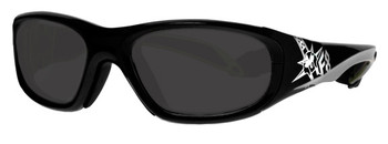 (1) Rec Specs F8 Street Series Sword Totem Sunglasses in 51 and 53 Eye Sizes