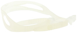 (1) Replacement strap for S7 swim goggles Clear