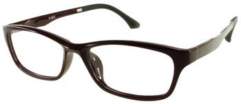(1) Rodessa Prescription Glasses - Burgundy