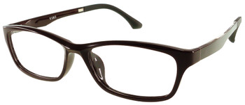 (1) Rodessa Prescription Glasses - Burgundy