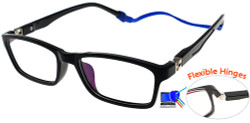 Kids Glasses TR5015 Black