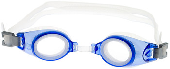 (1) GogglesNMore Kids Prescription Swim Goggles PE8 in Blue