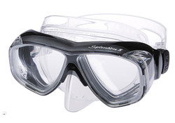 (1) TUSA M40 Splendive IV Prescription Diving Mask in Black