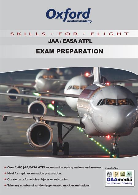 OAT Media ATPL JAA/EASA Exam Prep - The Flying Shop