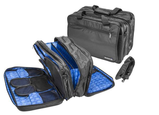 0423321726b Garmin Executive Flight Bag – Black Ballistic Nylon - The Flying Shop