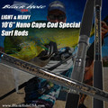Black Hole Cape Cod Special Nano Surf Rod